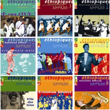 MogaDisco's Best of Ethiopiques